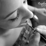Gelin Makyajı Fotoğrafı