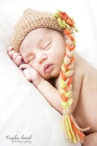 Uyuyan Bebek Fotoğrafı
