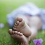 Çocuk Ayağı Fotoğrafı