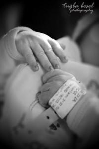 Bebek Eli Fotoğrafı