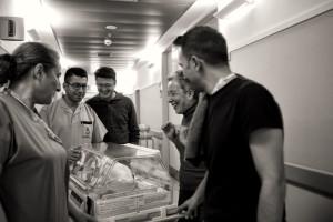 Doğum hastane fotoğrafı
