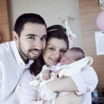 İlk gün yeni doğan fotoğrafı