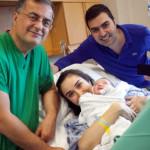 Doğum doktoru hastane fotoğrafı