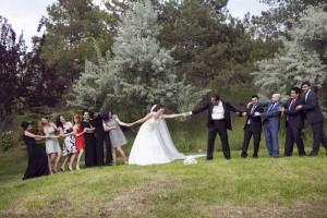 Kız Erkek tarafı düğün fotoğrafı