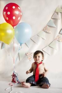 Balonlu konsept fotoğraf