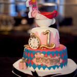 Doğum günü pastası fotoğrafı