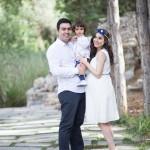 Hamilelikte Aile Fotoğrafı