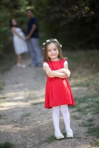 Kırmızılı abla fotoğrafı