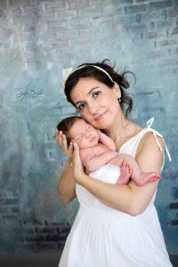 Anne sevgisi fotoğrafı