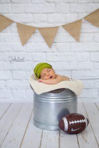 Yenidoğan bebek fotoğrafı
