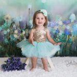 2 yaş kız çocuk fotoğrafı