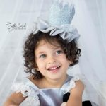 Güzel gözlü çocuk fotoğrafı