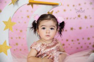 1 yaş aylı fotoğraf