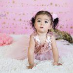 pembe 1 yaş fotoğrafı