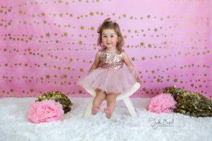 yıldızlı fon çocuk fotoğrafı